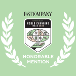 Fast Company honorable mention