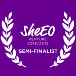 SheEO venture Semi-finalist