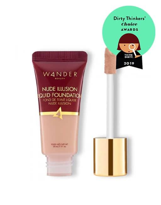 wander liquid foundation