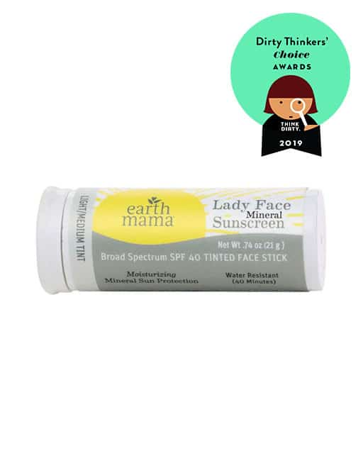 earth mama sunscreen