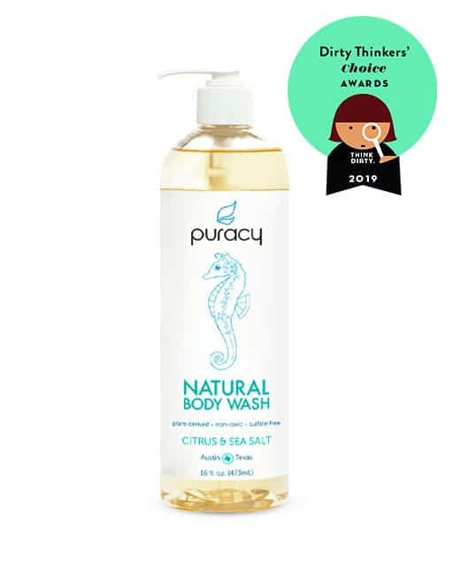 Puracy natural body wash