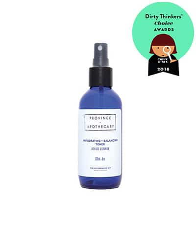 Province Apothecary toner